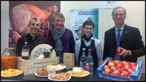 Fedagri Piemonte a Fruit Logistica
